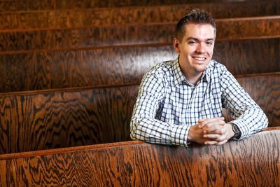 Patke serves as new pastor for Calvary Baptist Church