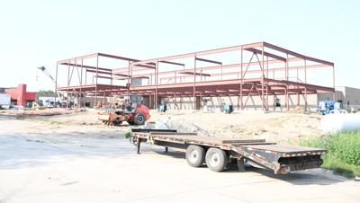 NCC Building H construction