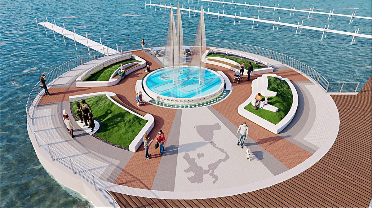 IGL Imagine State Pier Rendering