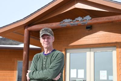 Brian Schimmer is conservation director