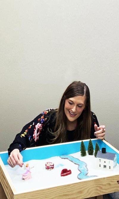 Katie Vander Zwaag play therapist