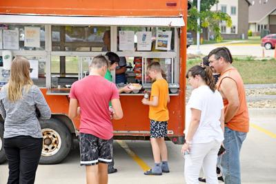 McCreary's Food Truck at Tasty Tuesdays