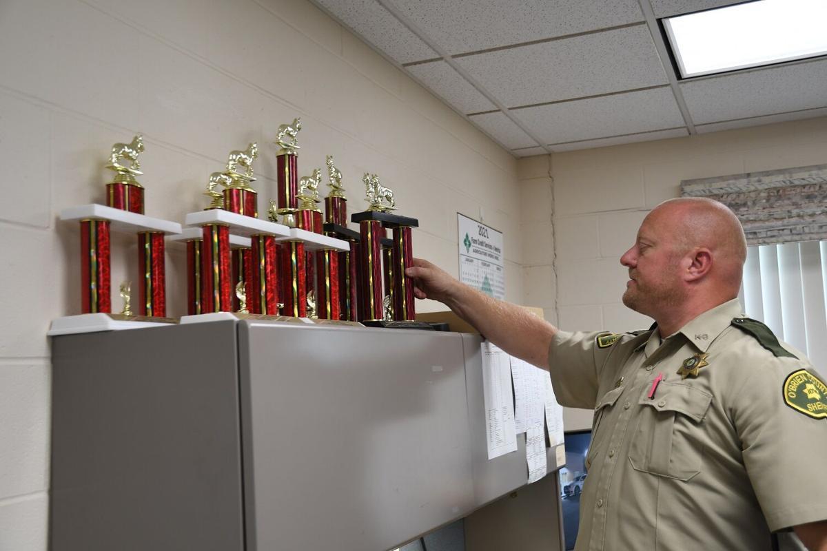 O'Brien County retires sheriff's K-9 Ella