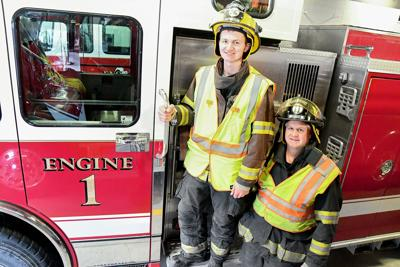 Program offers glimpse of dad's service