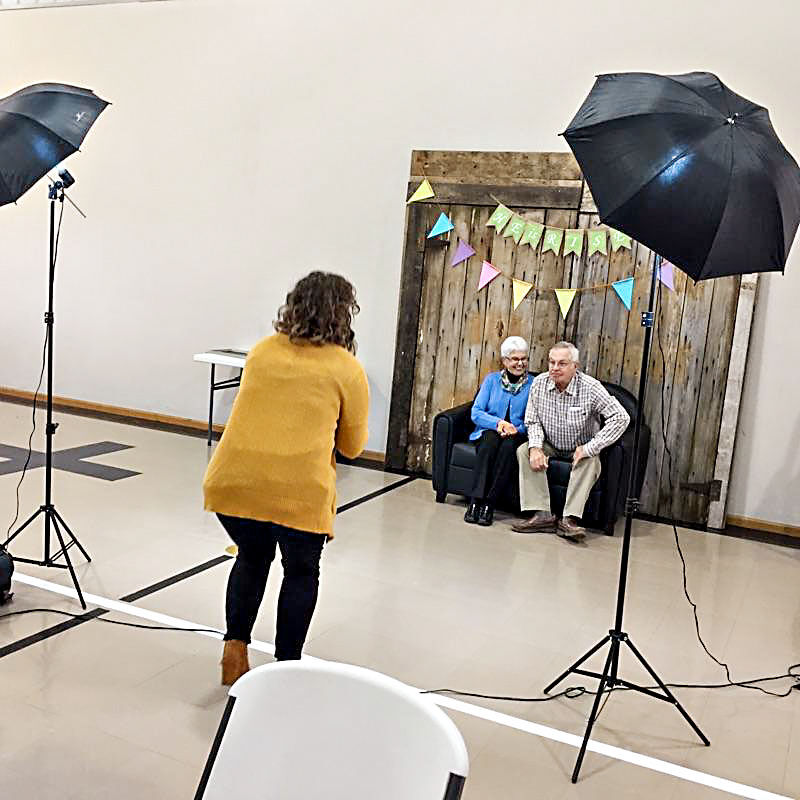 Sutherland Church of Christ photo booth