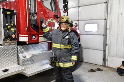 George expands Fire & Rescue station