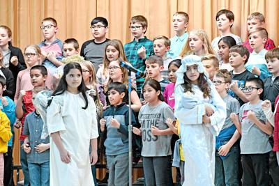 Boyden-Hull Christmas program