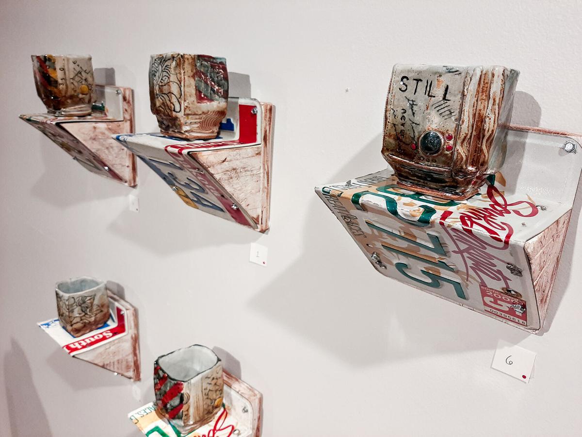 Travis Hinton Exhibit
