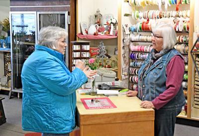 Jackie's Floral Shop