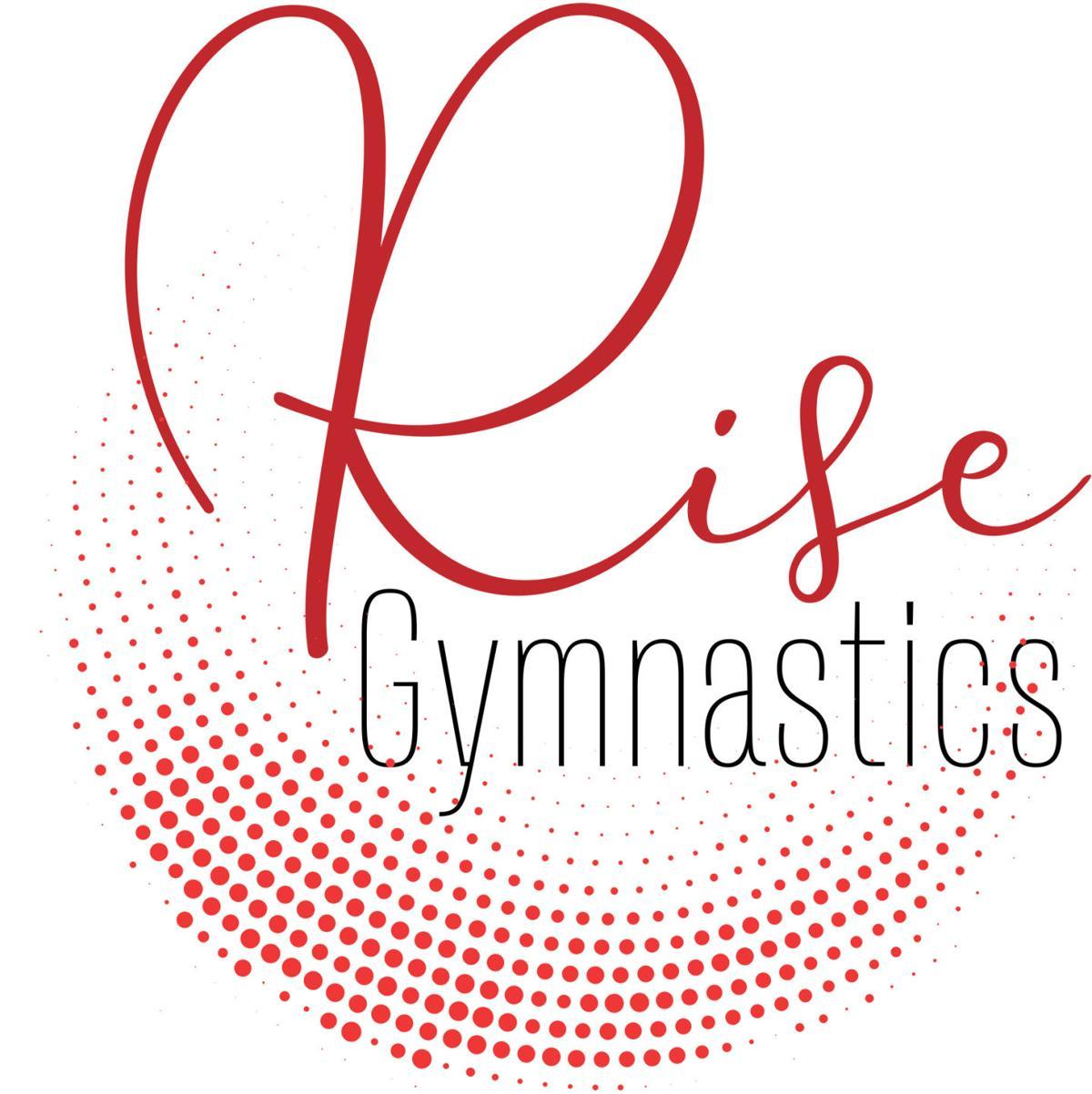 Rise Gymnastics - LOGO