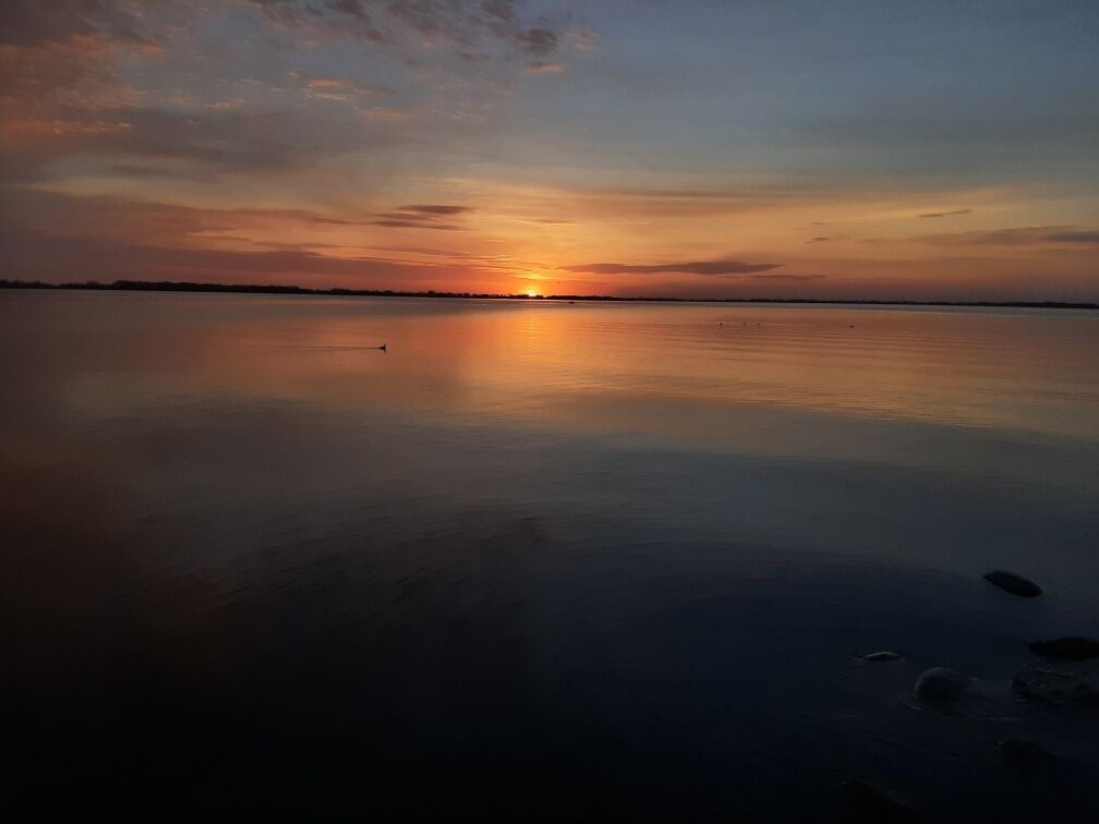 Take 5: Walleye Weekend Sunrise