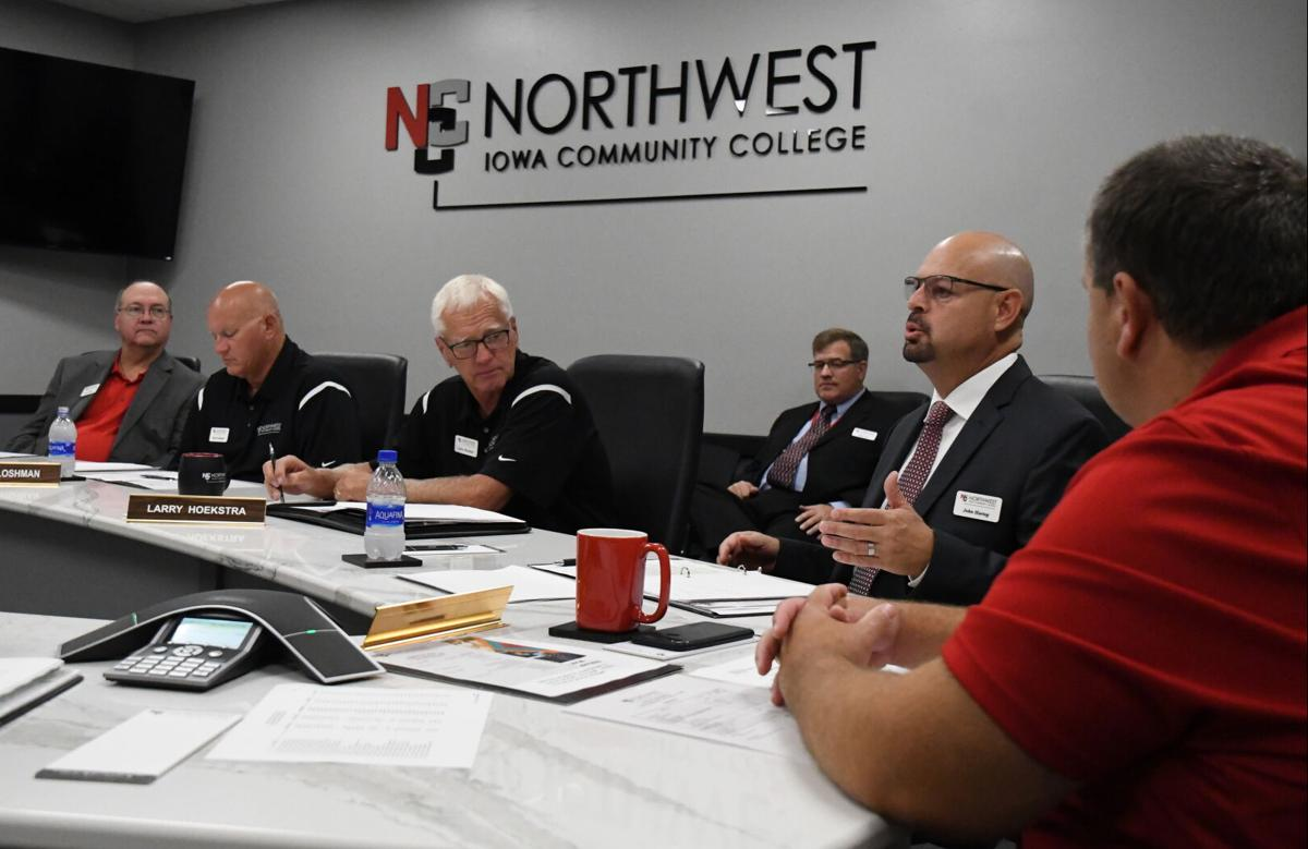 NCC Board of Trustees, Sept. 21