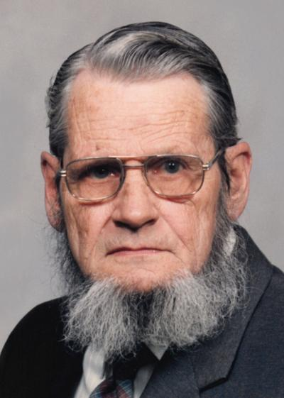 The Rev. Gordon Vickery