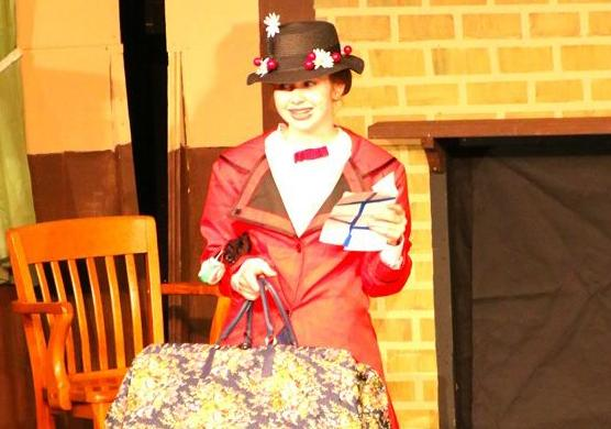 'Mary Poppins Jr.' at Te Paske