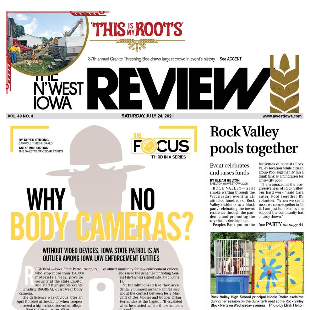 The N'West Iowa REVIEW July 24, 2021