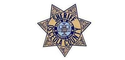 Osceola County Sheriff's Office badge