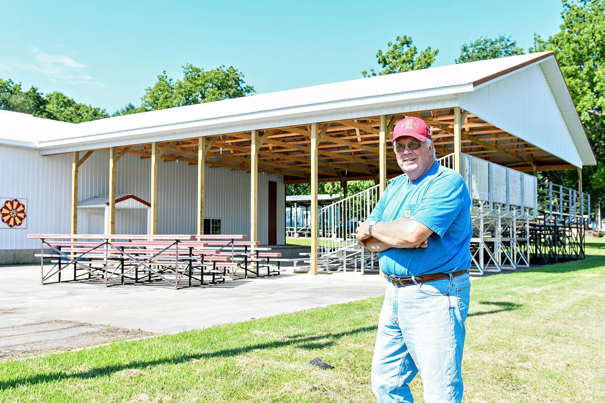 O'Brien County Fair features new stage