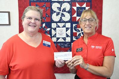 American Legion Auxiliary supports flight
