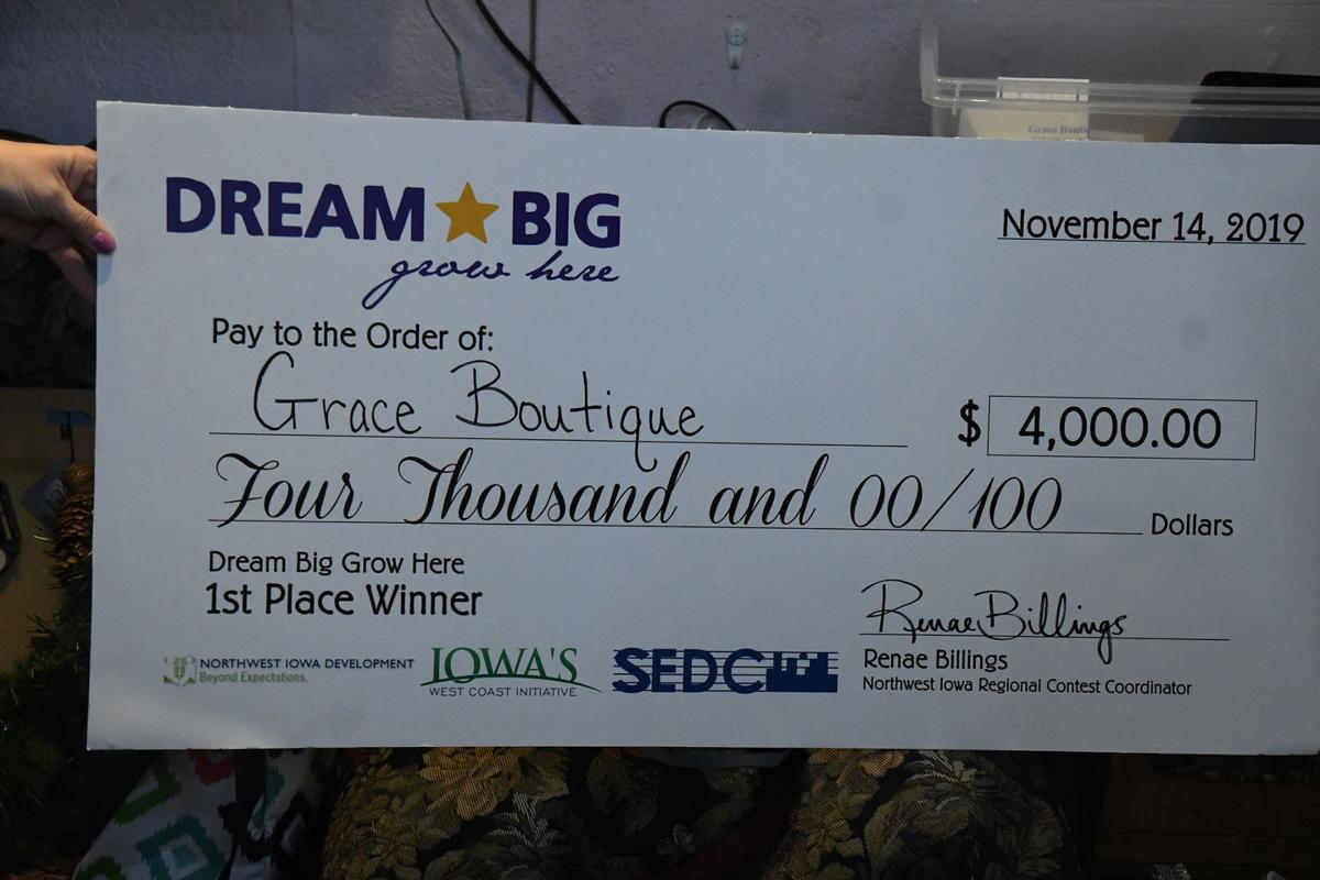 Grace Boutique novelty check