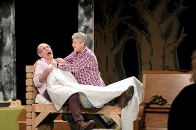 'Into the Woods' twists fairy tales