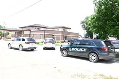 Iowa State Bank robbery
