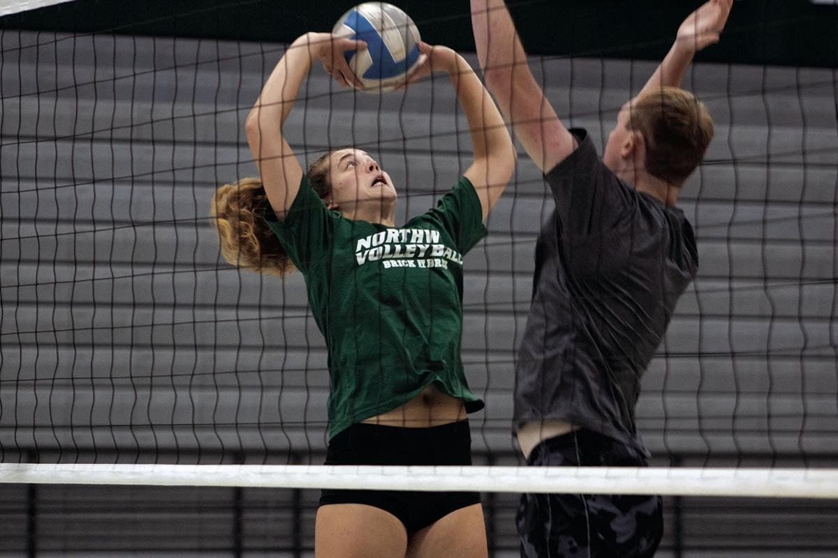 Northwest volleyball sets new program mark, readies to face No. 12 Central Missouri
