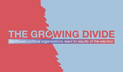 Growing Divide Graphic