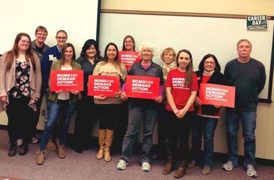 Local Moms Form Activist Group Against Gun Violence