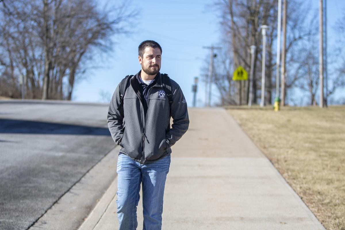 A walk with Matt Tritten