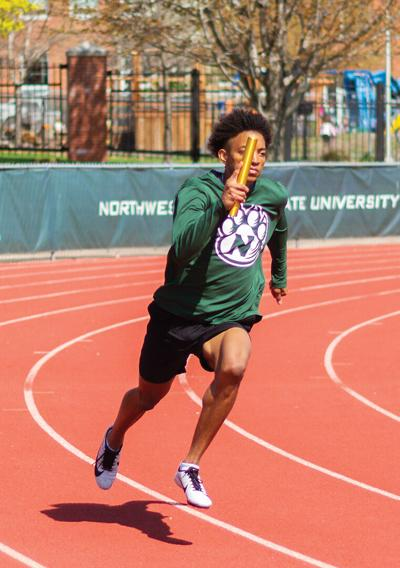 NW Track and Field- Prince Griffin