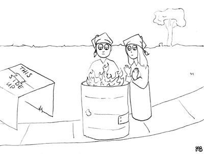 Landlord cartoon