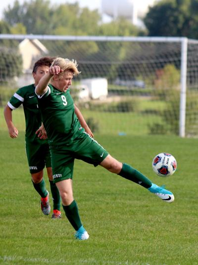 MHS Soccer defeats St. Joseph Lafayette
