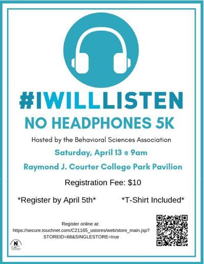 I Will Listen flyer