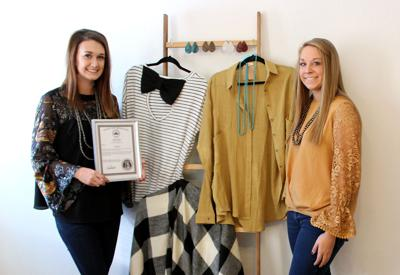 Students start business, sell clothes