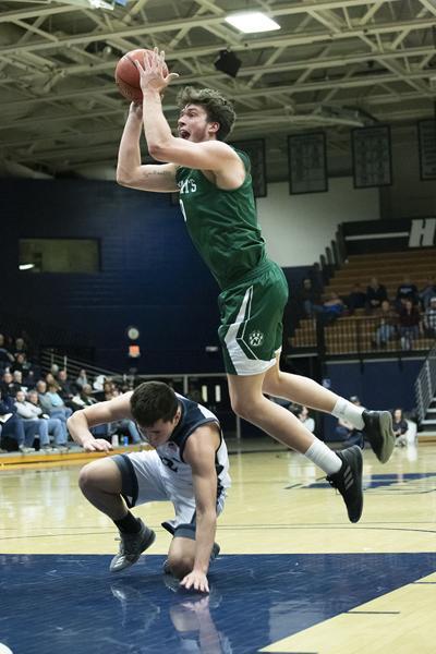 Northwest Men's Basketball Finishes Off Washburn to go Undefeated in Regular Season