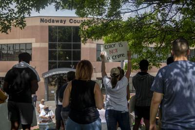 Protest file photo