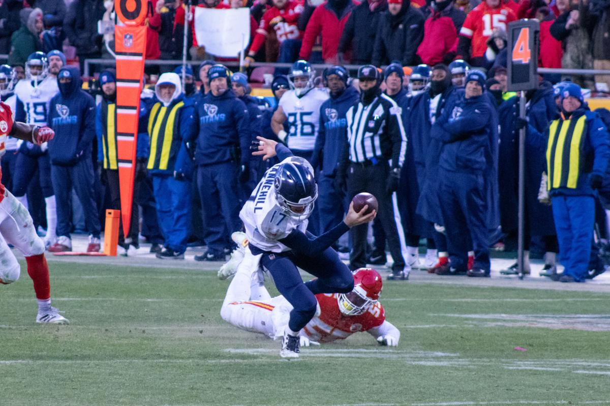 Chiefs Sack Picture