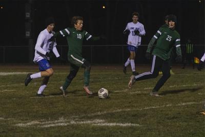 MHS Boys Soccer v. Lone Jack