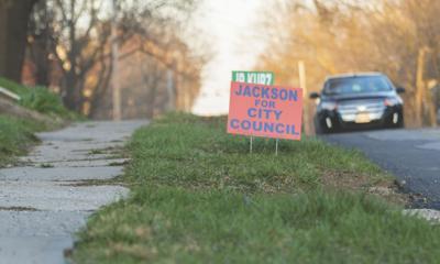 Tim Jackson City Council