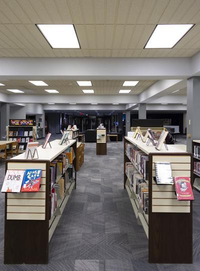 Library bill