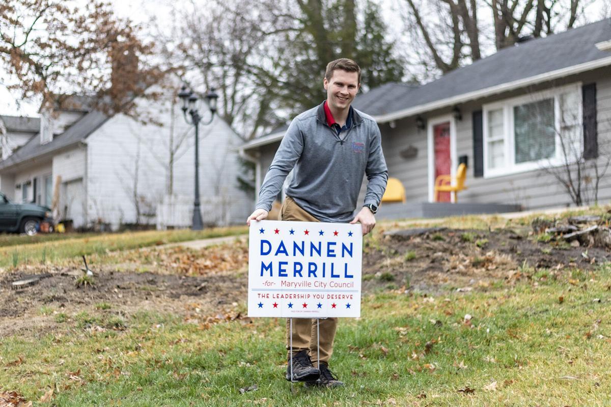 Dannen Merrill wants to serve