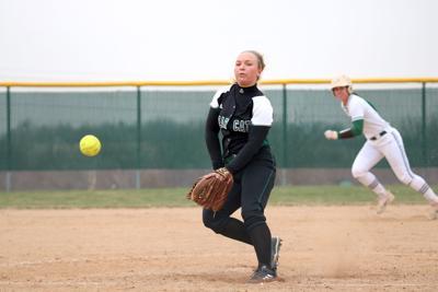 Northwest Softball // Regan Thompson