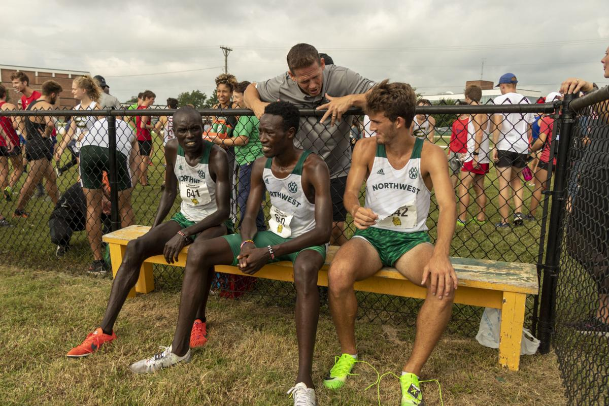 Northwest track and field senior and coach face uncertainty in the wake of complications from COVID-19 pandemic