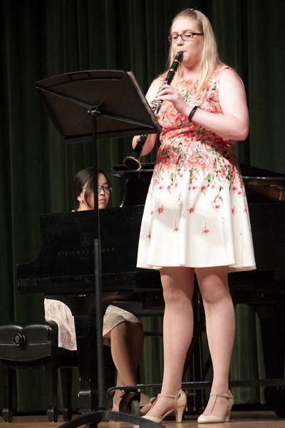 Music Student Recital