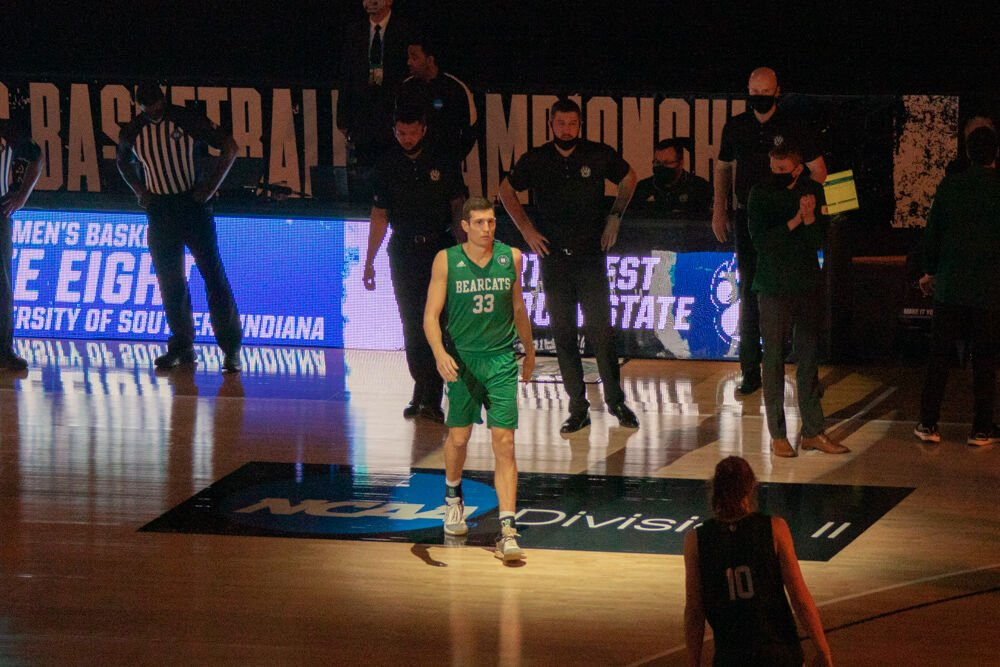 Hawkins to leave Northwest men's basketball program for final collegiate season