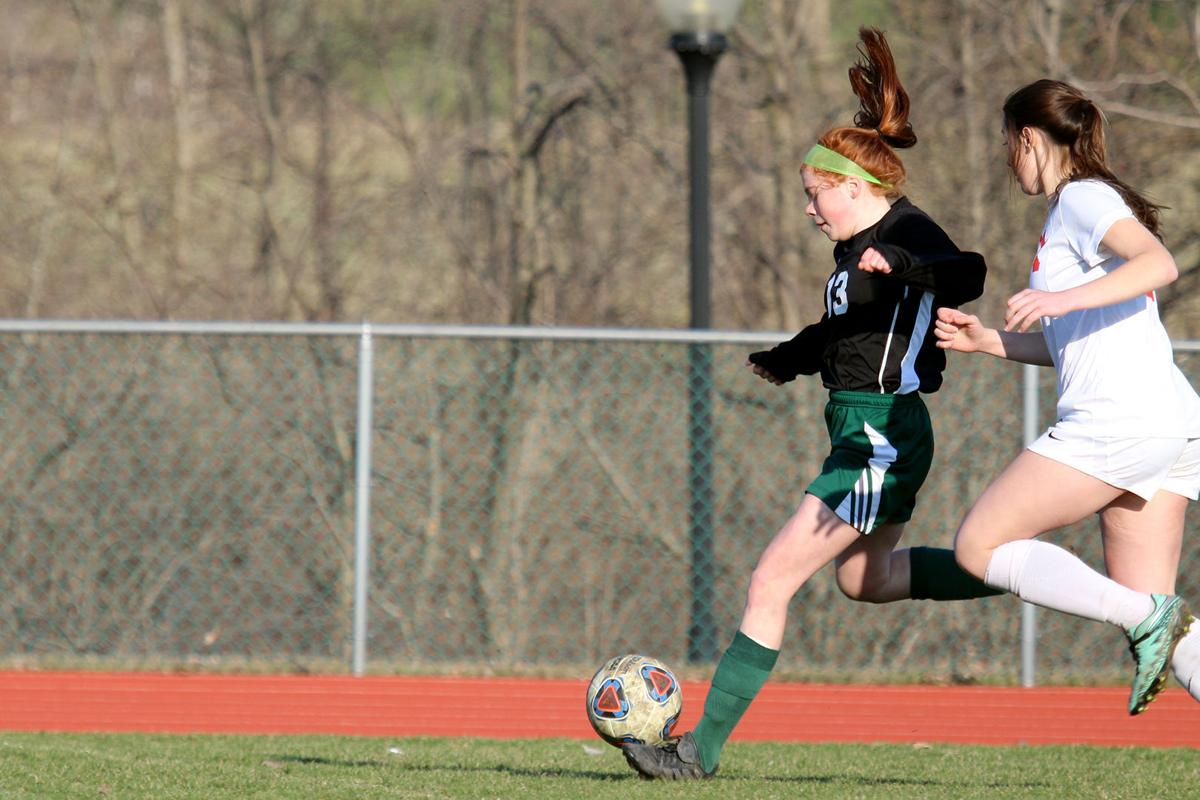 Maryville soccer falls to conference rival