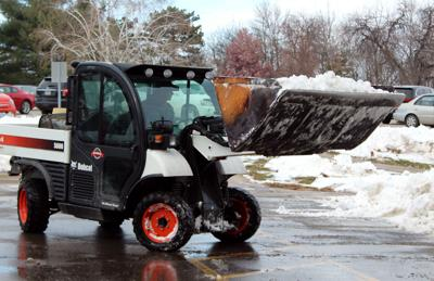 Days of snow removal follow blizzard
