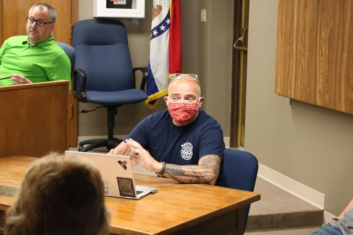 Maryville just passed a mask ordinance. Here's what you need to know