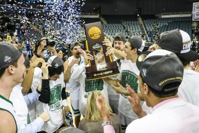 Northwest celebrates national title
