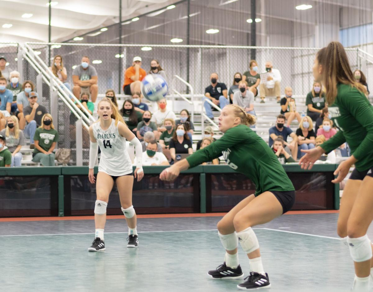 Northwest volleyball struggles with Central Missouri, bounces back against Missouri Western